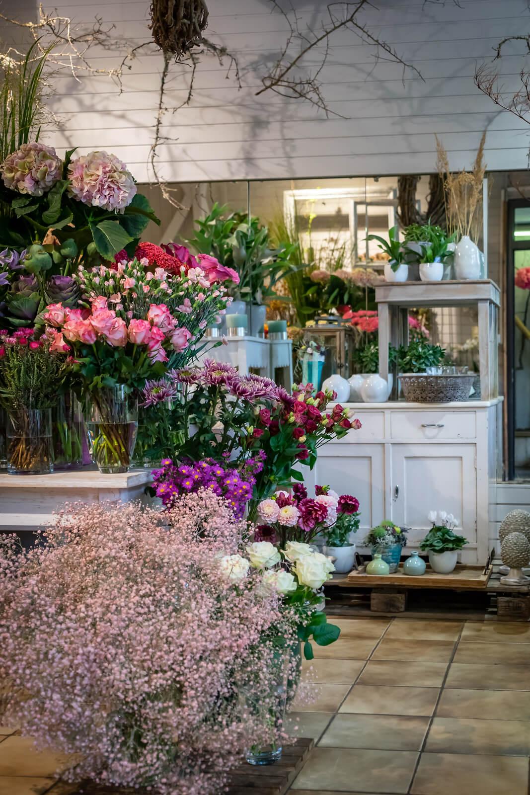 Blumen Kefer Ihre Gärtnerei In Bad Aibling
